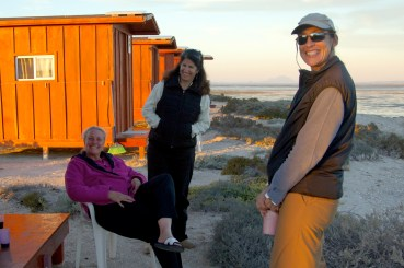 Laura, Eloise & Lynn