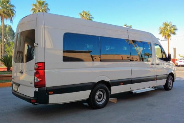 Sprinter/Crafter Passenger Van