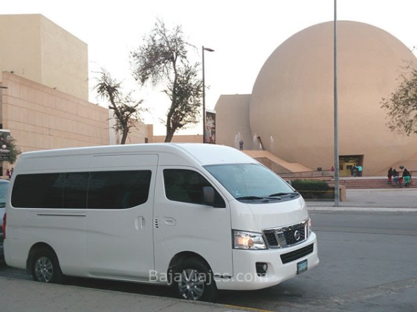 Tijuana Transportation Service, Shuttle