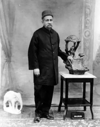 Jamshedji Framji Madan, J. F. Madan and Co.