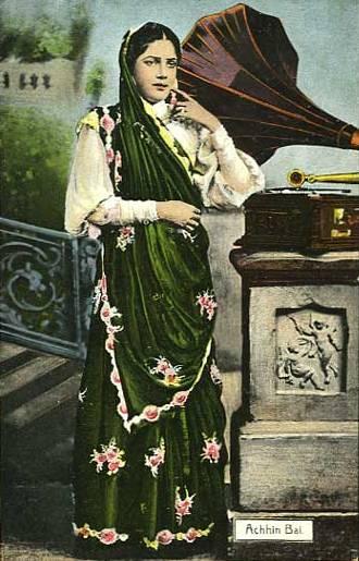 Miss Acchan Bai