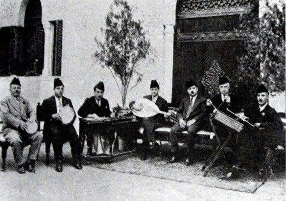 The Iraqi Ensemble of Mohammed al Qubbanji