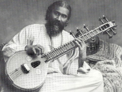 Son of Rahimat Khan. Inayat Khan R. Pathan (1882-1927)