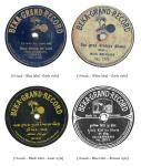 Beka Record Discography, Indian Repertoire