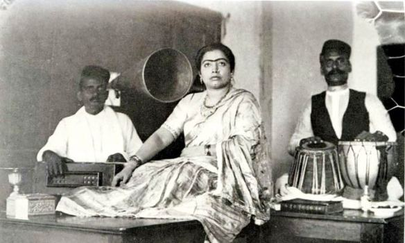 Gauhar Jan, c.1913