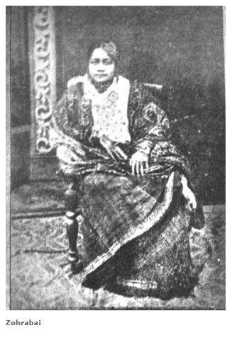 Zohra Bai of Agrawale