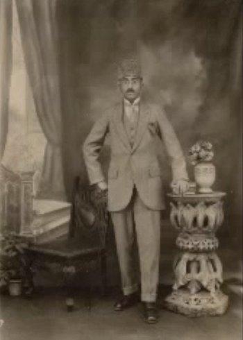 Mr. Mirza Nazar Khan