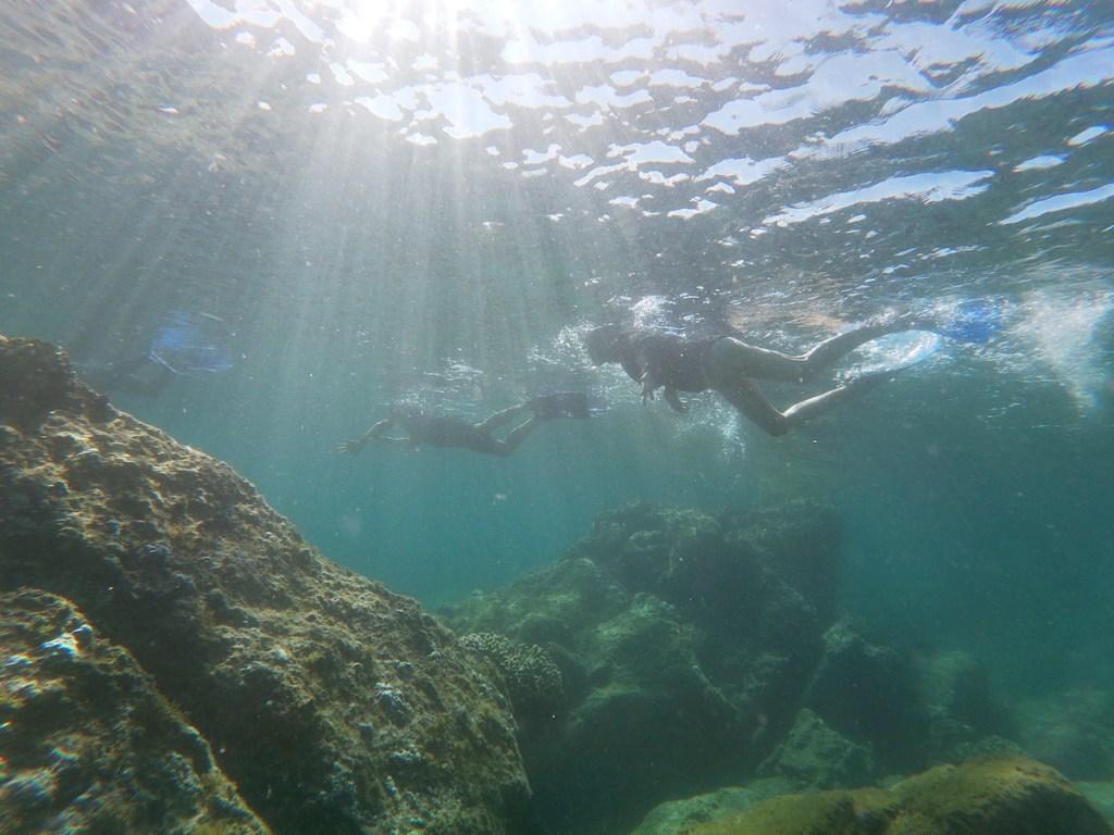 SnorkelingSanEvaristo