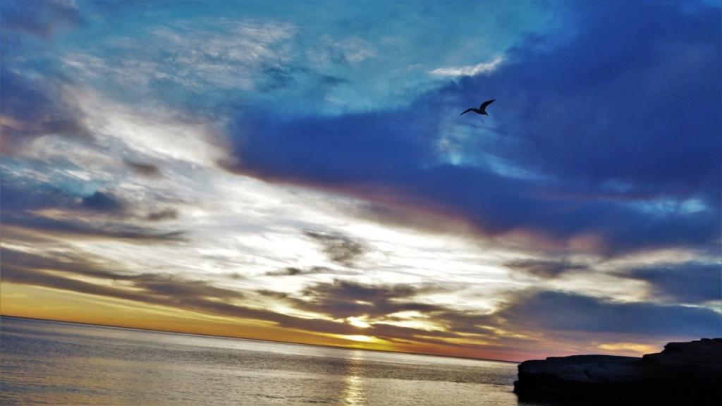 SunsetSanJoseIsland