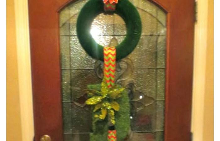 3 Tier DIY Christmas Wreath (Holiday Decor Series 2)