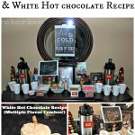 DIY Hot Chocolate Bar and More