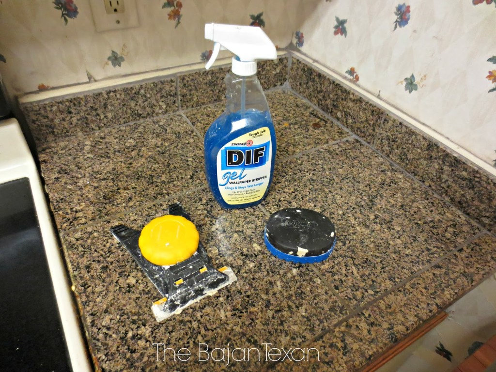How To Remove Wallpaper Quick And Easy The Bajan Texan
