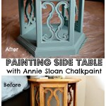 How to Paint Furniture with Annie Sloan Paint
