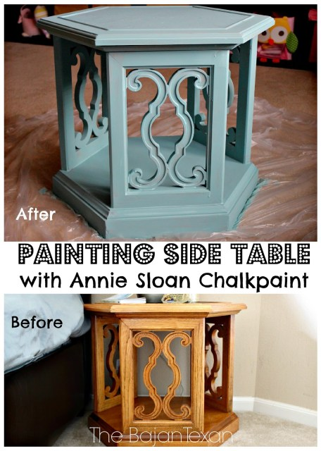How to Paint Furniture with Annie Sloan Paint - Got an old-looking furniture that you want to revamp? This tutorial is for you!