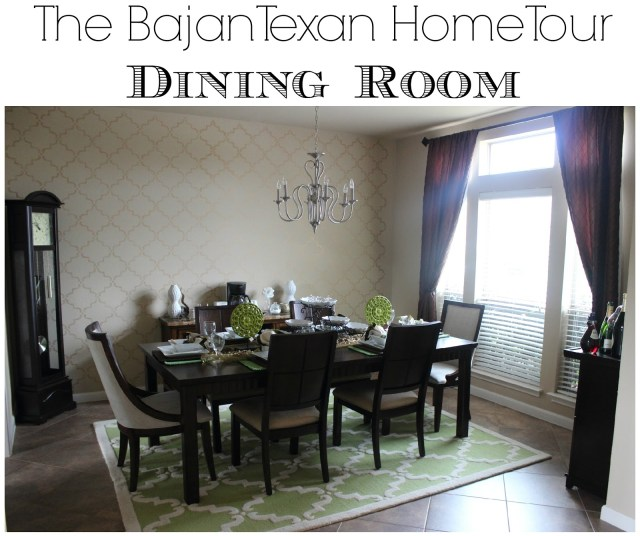 Dining Room Tour - Check out a video tour of my dining room, and get some great dining room decor ideas you can use for your own space!