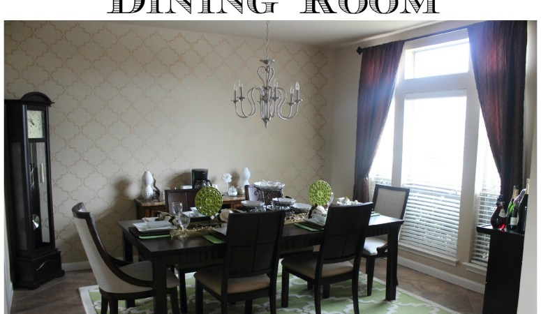 Dining Room Decor Ideas: Dining Room Tour