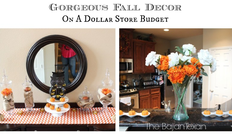 Easy Fall Decor Ideas: 5 Tips for Decorating for Fall on a Budget