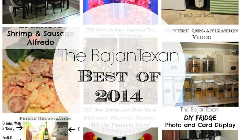 The Bajan Texan Best of 2014