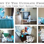 Frozen Party Ideas: How to Set Up the Ultimate Frozen Party