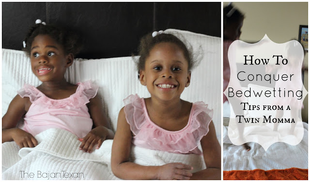 Bed Wetting Solutions: Tips from a Twin Momma #ConfidentKids #ad