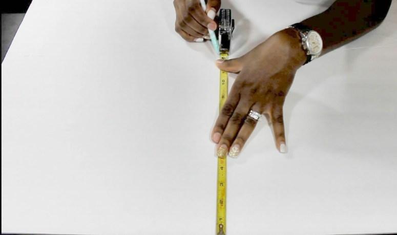 measure foamboard