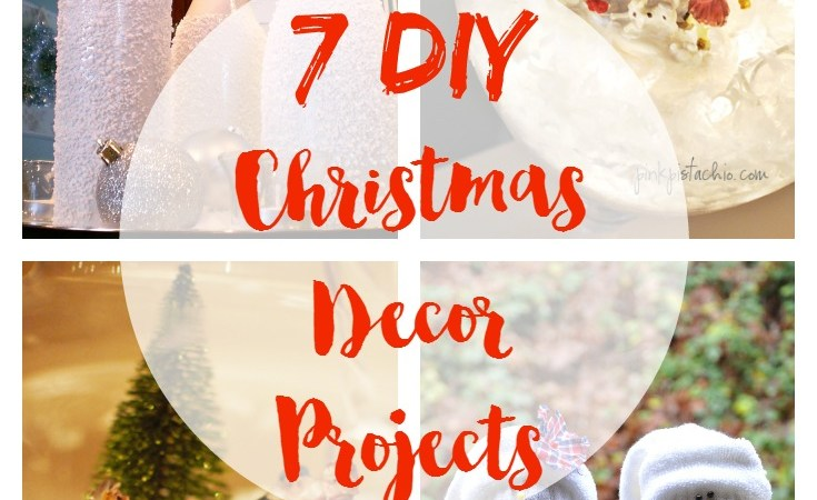 7 DIY Christmas Decorations
