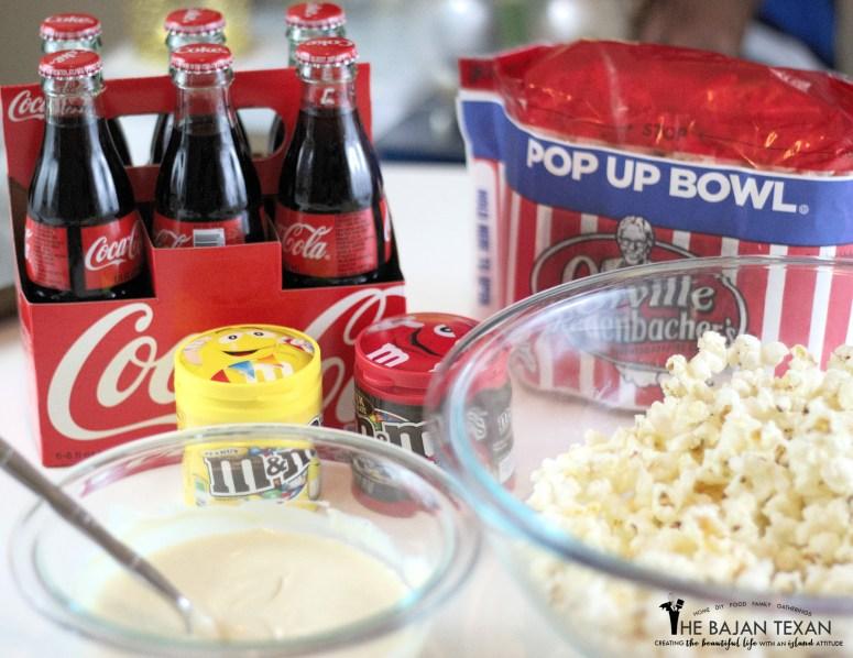 peppermint popcorn recipe