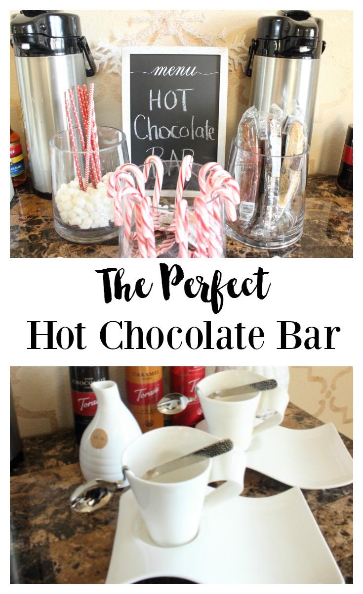 Hot Chocolate Bar – The Bajan Texan