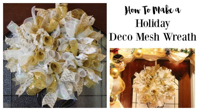 how-to-make-a-deco-mesh-wreath