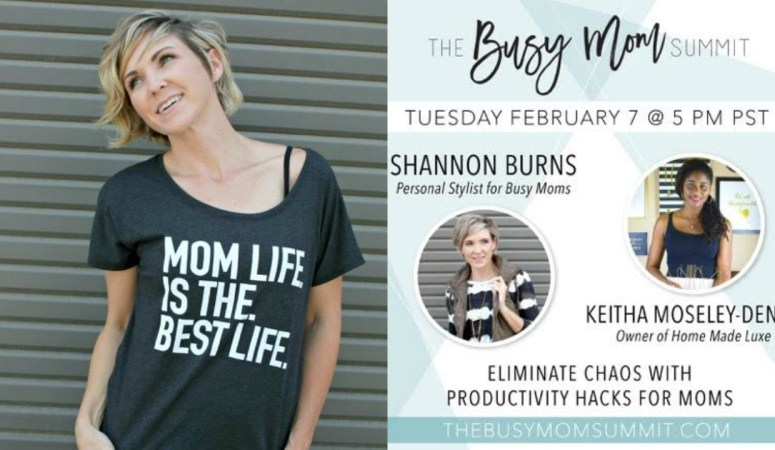 Help for Busy Moms Like You! The Online Busy Mom Summit