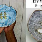 DIY Marbled Ring Dish Tutorial