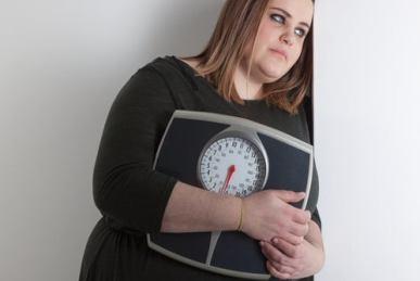 Peso y depresión