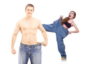 perdida de grasa mujeres vs hombres 1