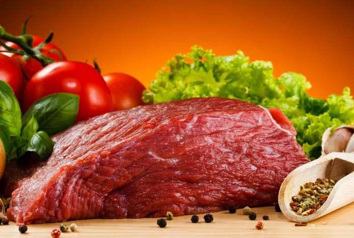 carne de res informacion nutricional y efectos sobre la salud