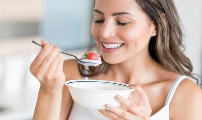 comer yogurt
