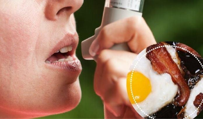 Asma y su dieta qué comer y qué evitar 1