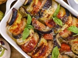 3 recetas especiales que puedes hacer con berenjenas para una comida vegetaríana 3 special recipes you can make with aubergines for a vegetarian meal