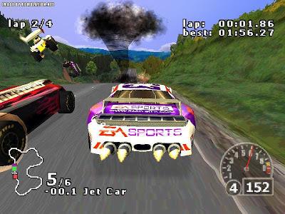 Descargar NASCAR Rumble [PC] [Portable] [.exe] [1-Link] Gratis [MEGA] - BajarJuegosPCGratis.com