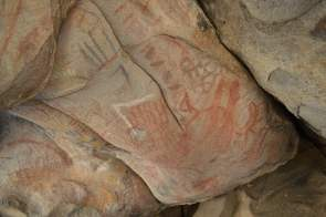 Cochimi Rock Paintings