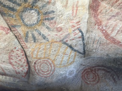Cochimi Cave Paintings