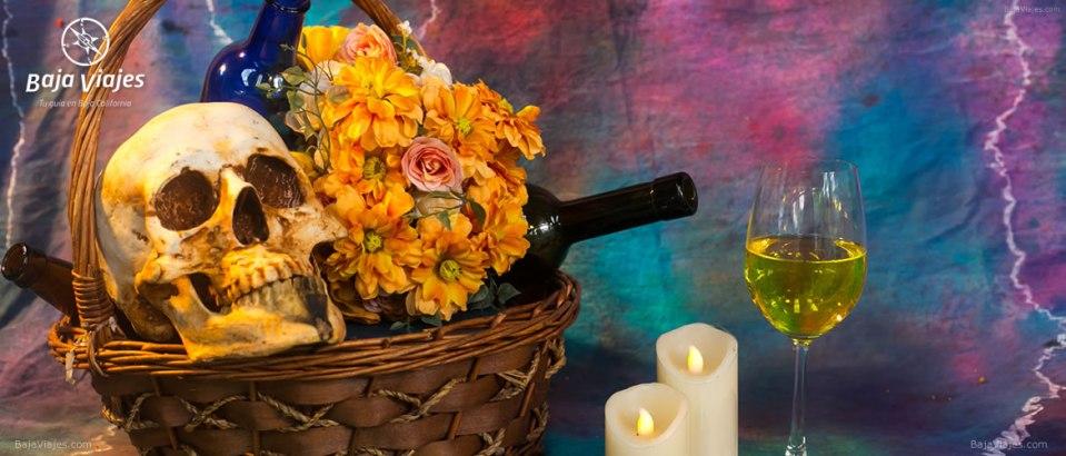 Dia de muertos en la Ruta del Vino