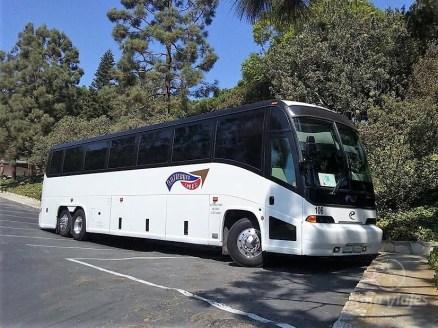 Renta de Autobús en Tijuana para Servicio de Transporte de Pasajeros