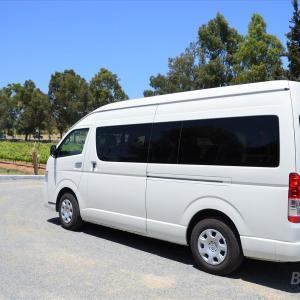 Transporte de Tijuana a Valle de Guadalupe