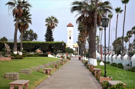 Centro Cultural Ex Hotel Riviera del Pacifico, Ensenada