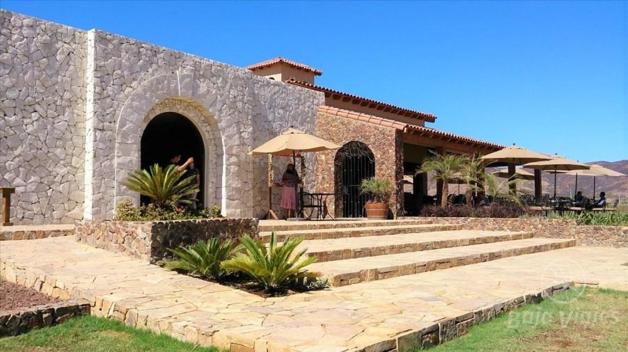 Casa Vinícola El Cielo, en Valle de Guadalupe
