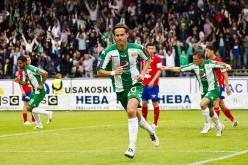 Runström efter 1-0 mot Öster
