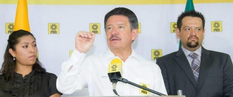 Confirma Naverrete que Aguirre no regresa 2