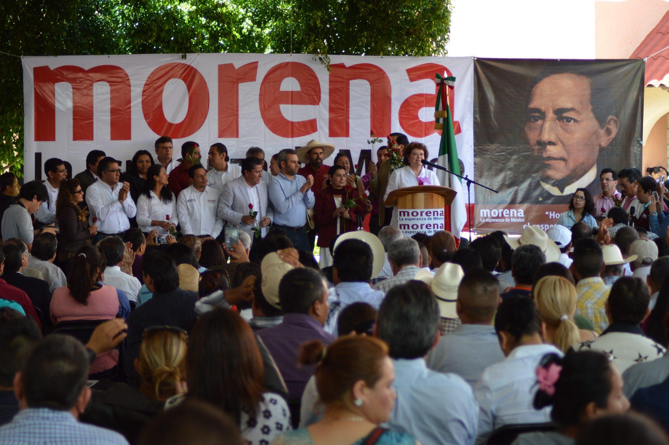 Morena, partido que menos aborda la igualdad de género: ILSB