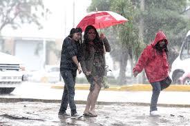 Pronostican lluvias en noreste, oriente y sur de México