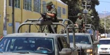 Enfrentamiento entre criminales en Chilapa, detonan granadas 2